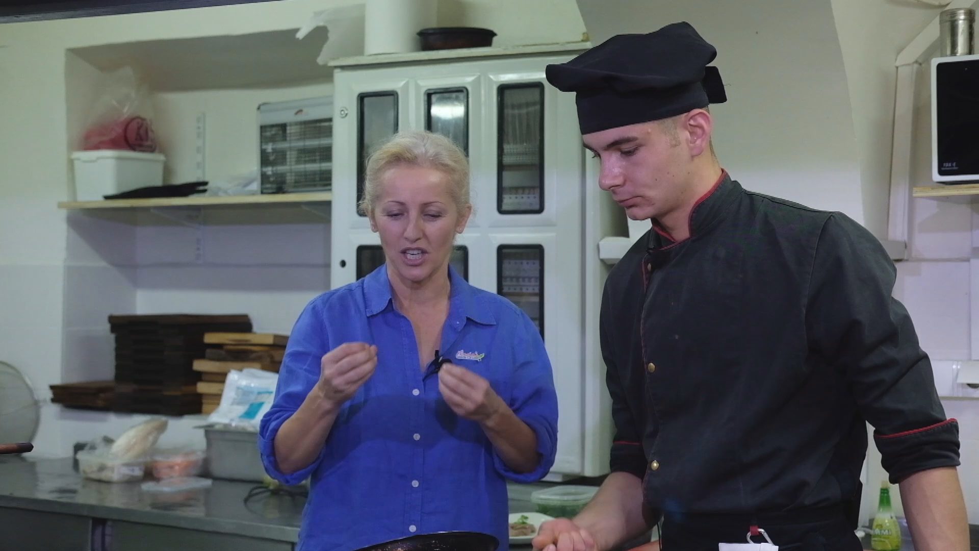 Cooking and Kids Season Season 2 Ep 5 4CNC shows