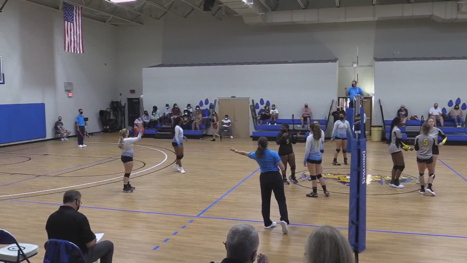 CCCC Cougar Volleyball vs. Fayetteville Tech